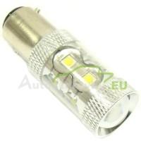 LED Autožiarovky STARBLAST 1165401 BAZ15D 50W OSRAM 10LED - biele