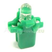 LED Autožiarovky STARBLAST 31610101 - B8.3D - zelené