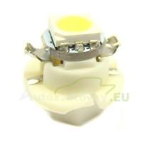 LED Autožiarovky STARBLAST 01610202 - B8.4D SMD - biele