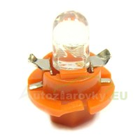 LED Autožiarovky STARBLAST 11610201 - B8.4D - červené