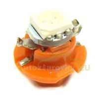 LED Autožiarovky STARBLAST 11610202 - B8.4D SMD - červené