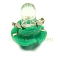 LED Autožiarovky STARBLAST 31610201 - B8.4D - zelené