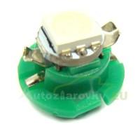 LED Autožiarovky STARBLAST 31610202 - B8.4D SMD - zelené