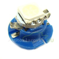 LED Autožiarovky STARBLAST 41610202 - B8.4D SMD - modré
