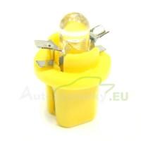 LED Autožiarovky STARBLAST 21610301 - B8.5D - žlté