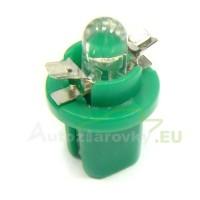 LED Autožiarovky STARBLAST 31610301 - B8.5D - zelené