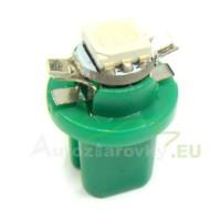 LED Autožiarovky STARBLAST 31610302 - B8.5D SMD - zelené