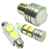 LED Autožiarovky podľa pätíc