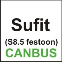 S8.5 Festoon (Sufit)- CANBUS