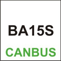 BA15S - CANBUS