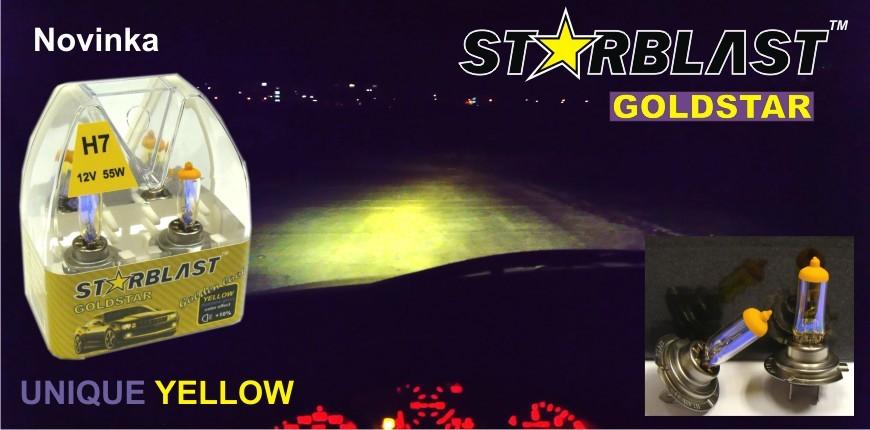 STARBLAST™ GOLDSTAR™